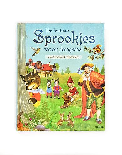 De leukste sprookjes voor jongens