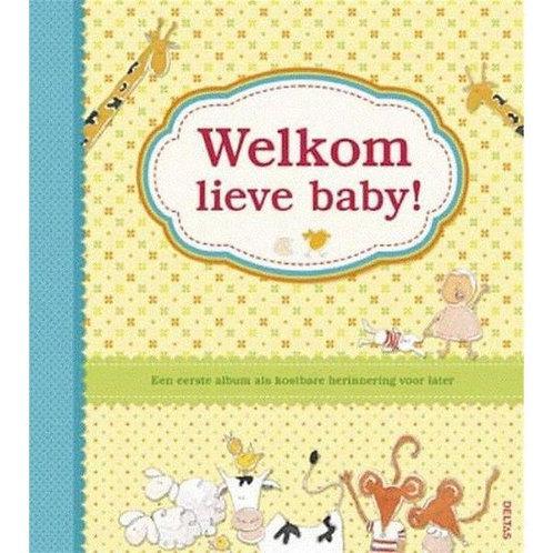 Welkom lieve baby!