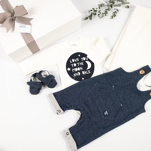 Baby giftbox To the moon & back