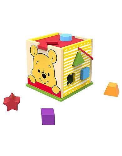 Blokkenkubus Winnie the Pooh