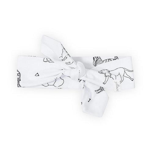 Haarband 'Safari white'