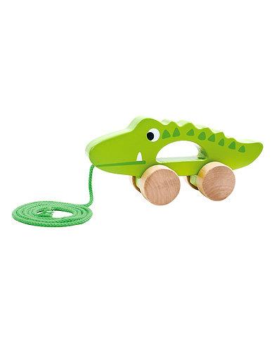 Trekdiertje krokodil