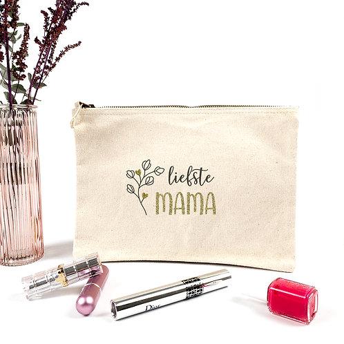 Make-up / accessoiretasje 'liefste mama'