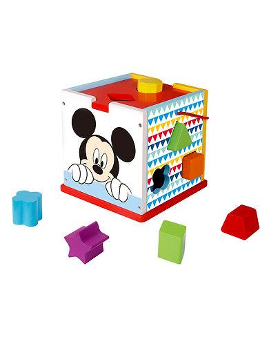 Blokkenkubus Mickey