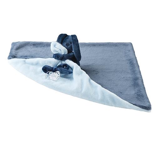 Lapidou blanky donkerblauw-lichtblauw