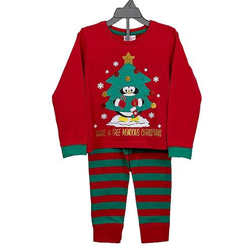 Pyjama Treemendous Christmas (2-6 jaar)