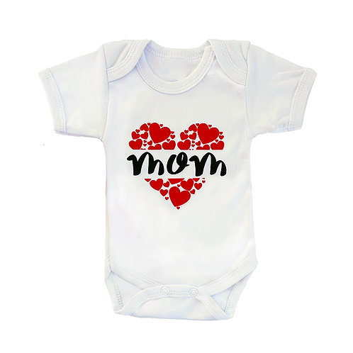 Romper 'I love mom'