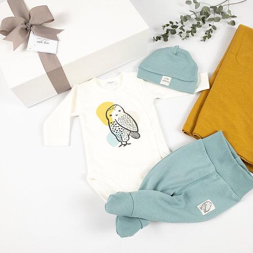 Newborn giftbox Owl Love (56-62)