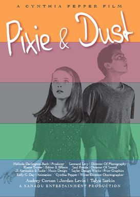 Pixie & Dust by Cynthia Pepper