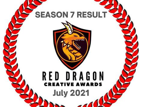 RED DRAGON CREATIVE AWARDS (Season 7)