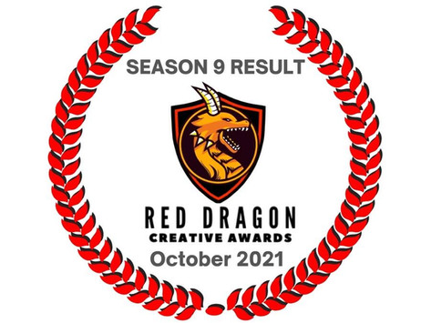RED DRAGON CREATIVE AWARDS (Season 9)