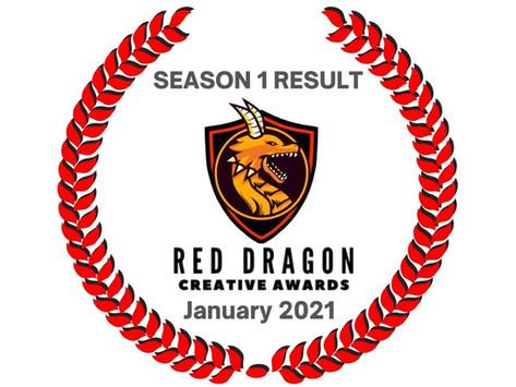 RED DRAGON CREATIVE AWARDS (Season 1)