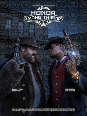 Honor Among Thieves by Justin Eugene Eva