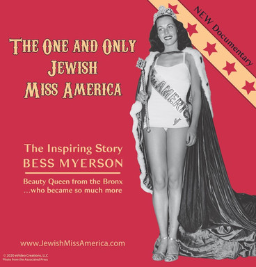 The One and Only Jewish Miss America by