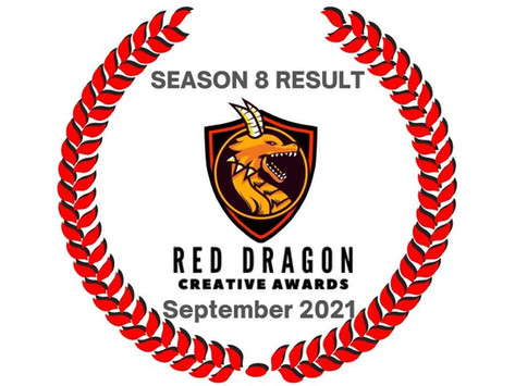 RED DRAGON CREATIVE AWARDS (Season 8)