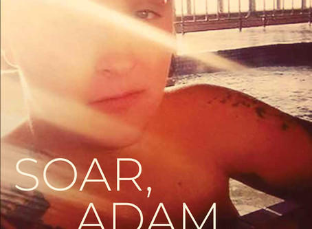 Writing is Brave - Rick Prashaw on Soar, Adam, Soar