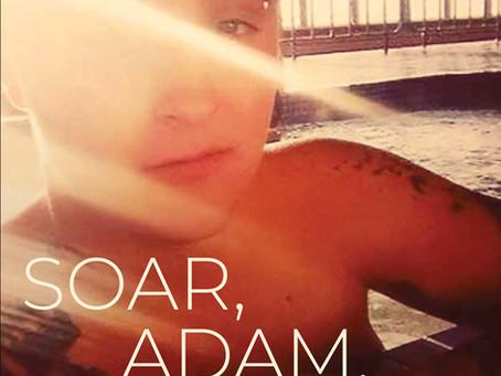 Writing is Brave - Rick Prashaw on Soar, Adam, Soar