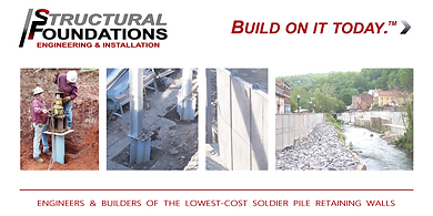 Structural Foundations - Retaining Walls