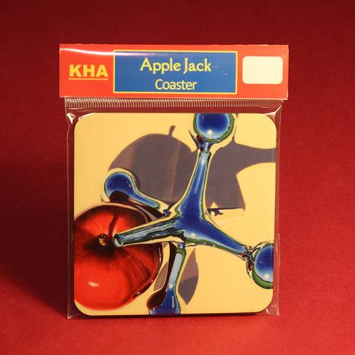 "One ""Apple Jack"" Coaster"