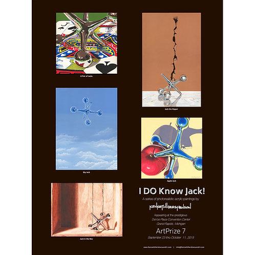 ArtPrize 7 Commemorative Poster - Series 1