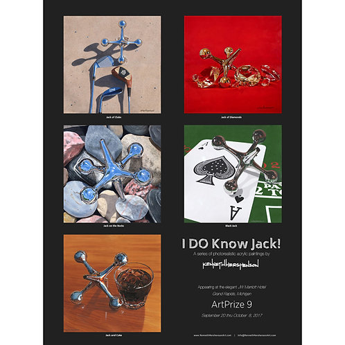 ArtPrize 9 Commemorative Poster