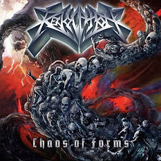 Revocation - Chaos Of Forms [2011]