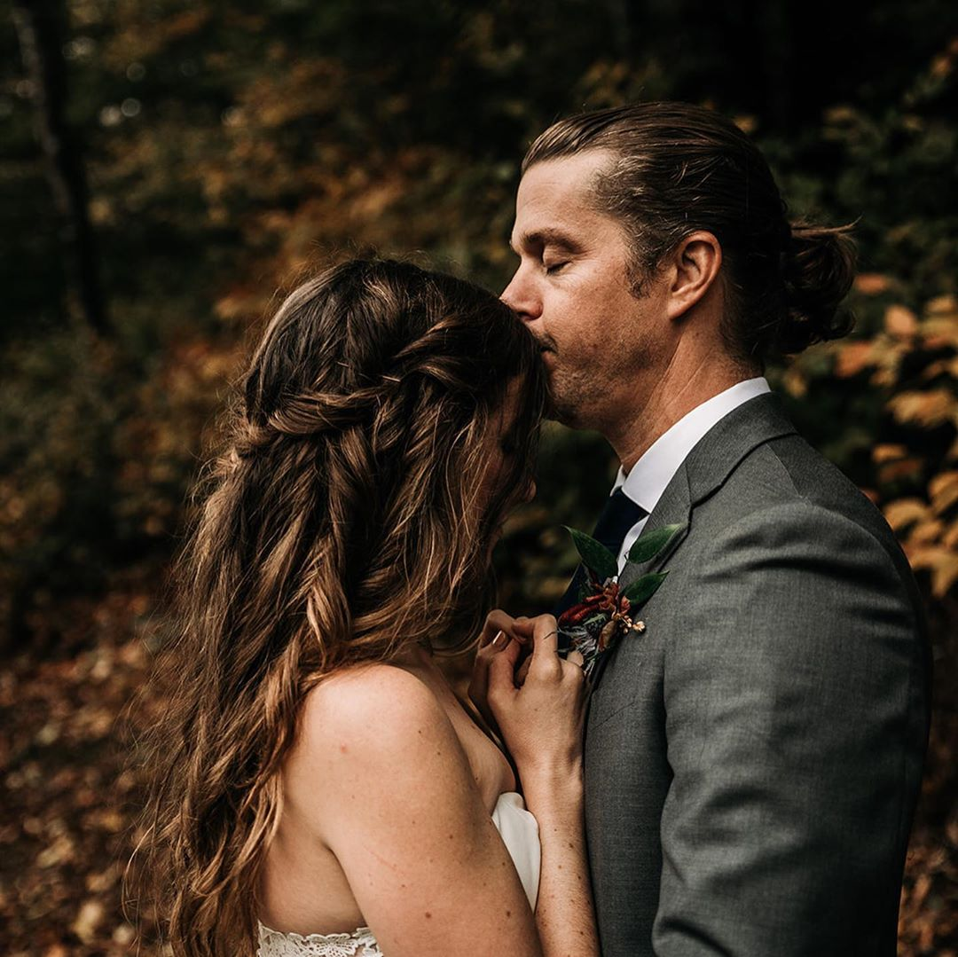 Wedding Makeup and Hair - Asheville