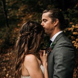 Wedding Makeup and Hair - Asheville