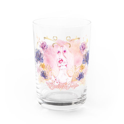 Basse MANIA LuxuryFlower グラス