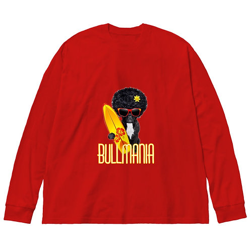BULL MANIAロングスリーブTシャツ
