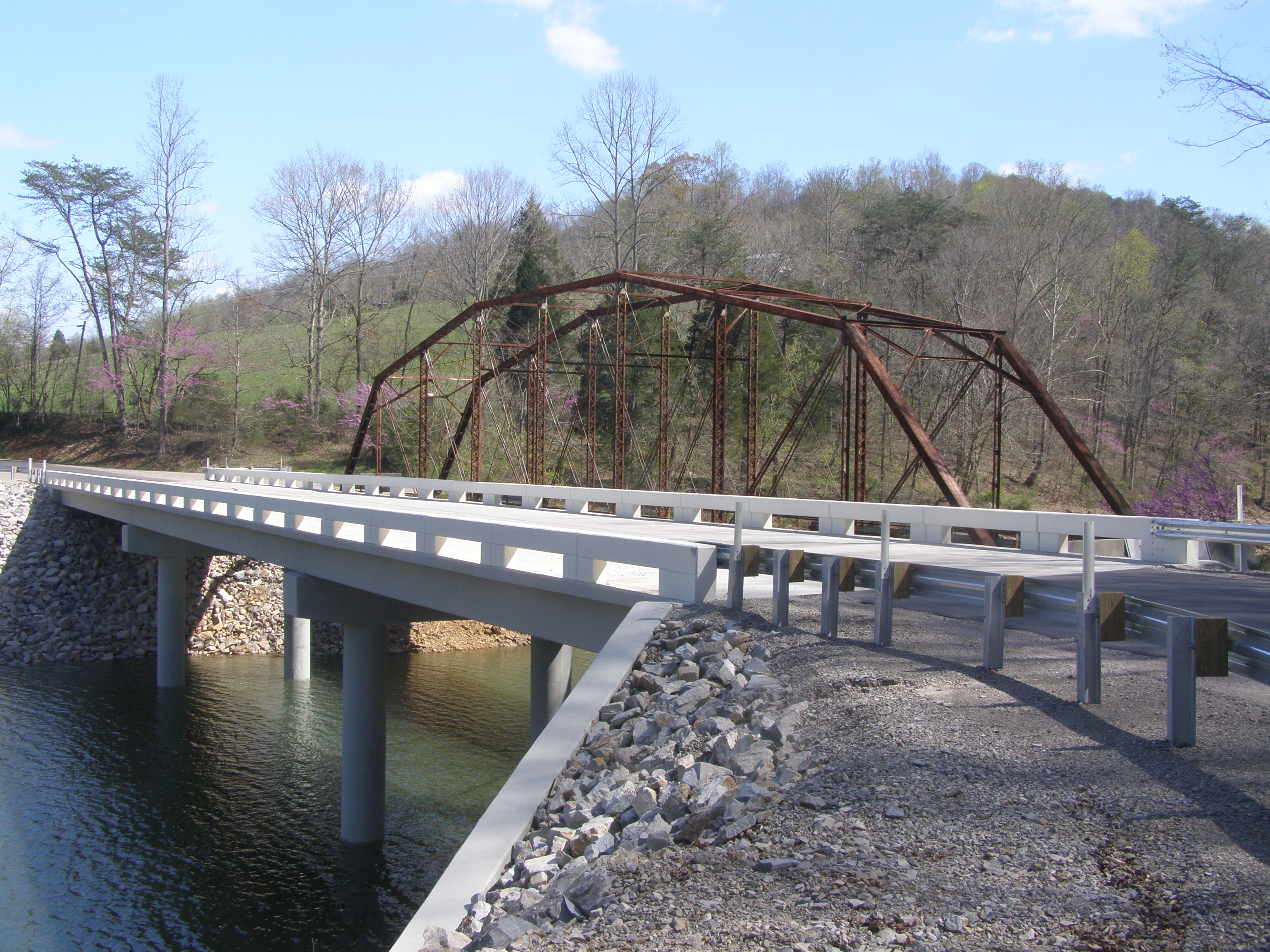 Final Black Fox Road Bridge