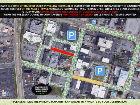 5/1/2020: Work Shifts to New Section of Bruce Street