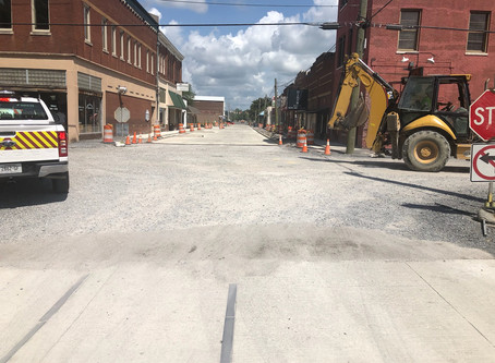 July 1, 2020: Bruce Street is Open from Parkway to Parkway