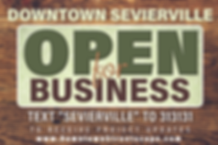 Downtown Sevierville Open For Business.p