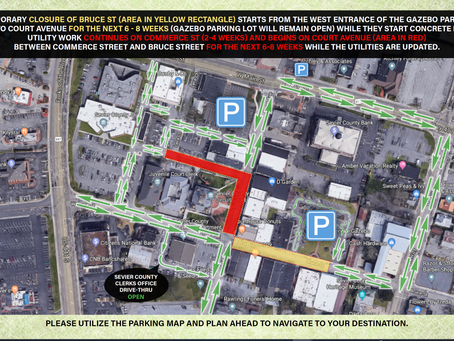 May 12, 2020: Work Begins on Court Avenue