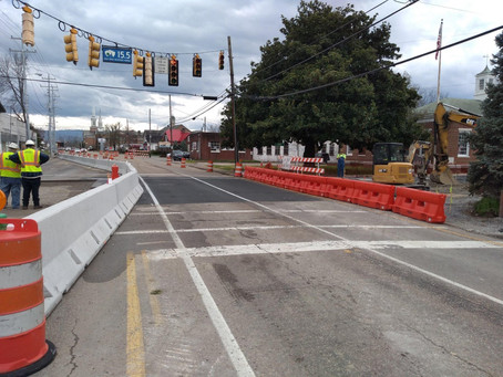 3/18/2020: Parkway to be fully open on March 19, 2020!