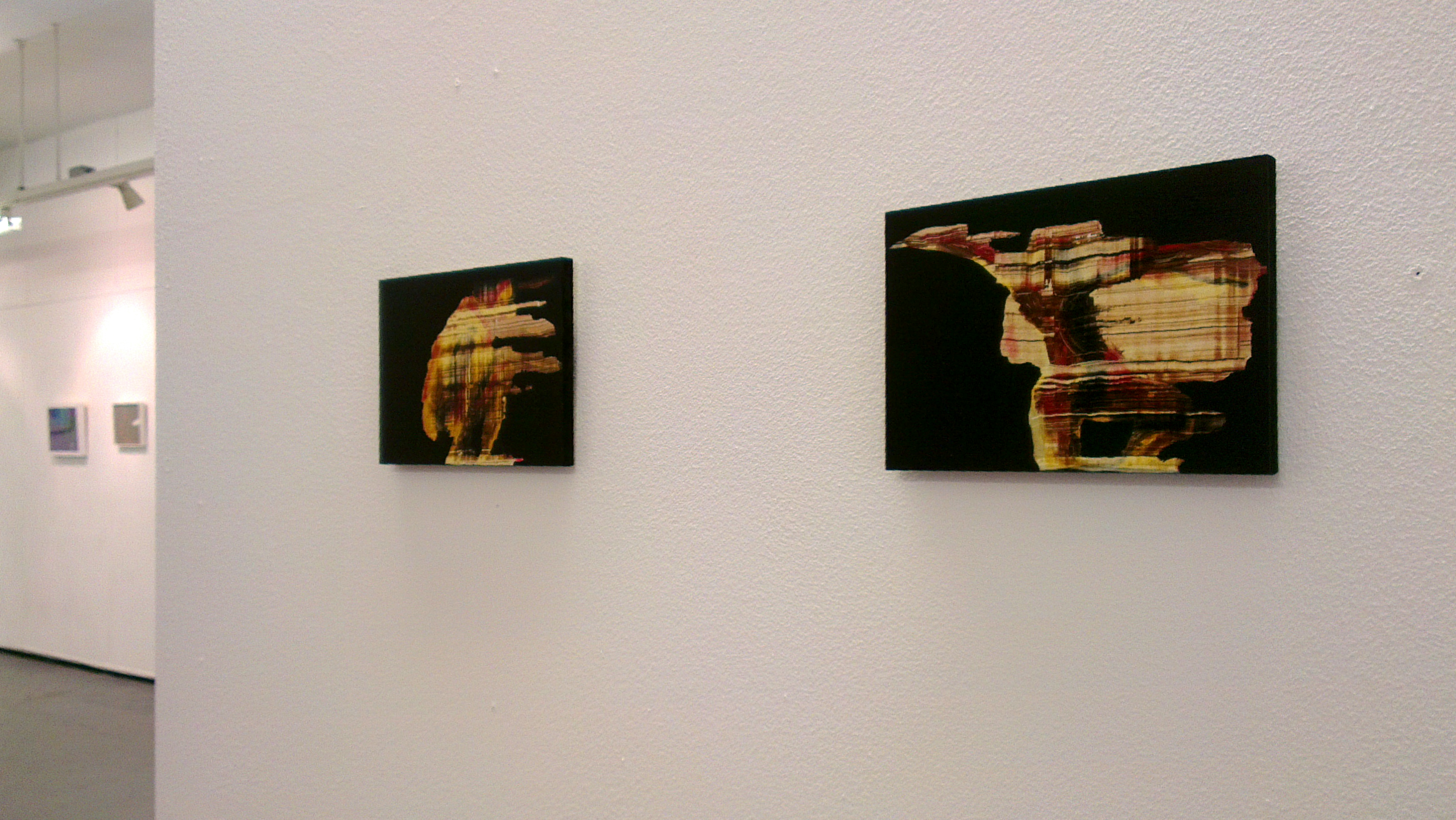 Untitled I & II, 2014