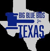 BIG BLUE BIDS FOR TEXAS AUCTION