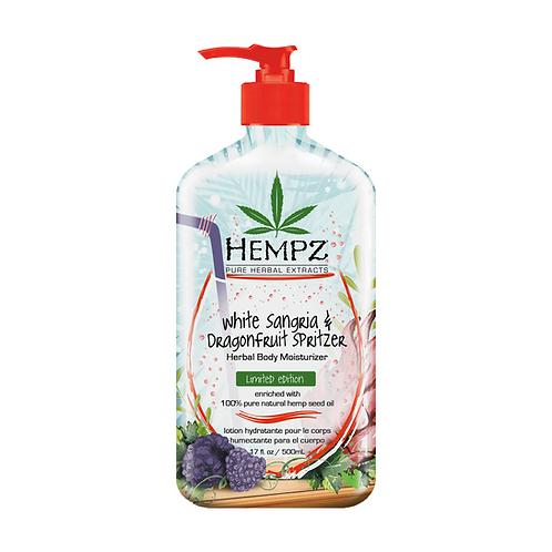 Hempz White Sangria & Dragonfruit Sprizer | 17 oz