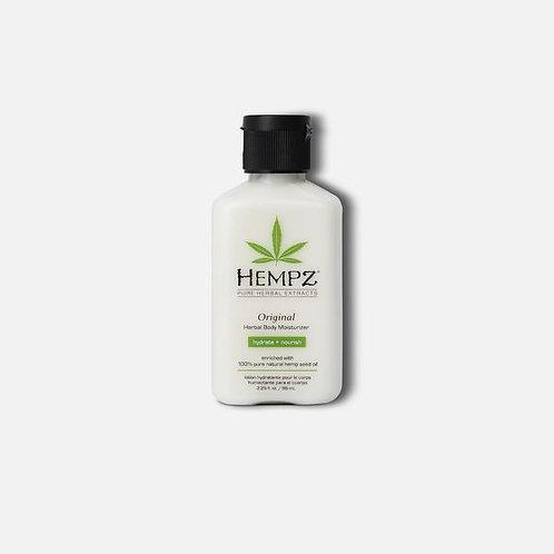 Hempz Original Body Moisturizer | 2.25 oz Travel