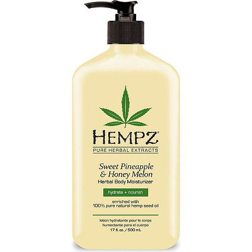 Hempz Sweet Pineapple & Honey Melon | 17 oz | Free Shipping