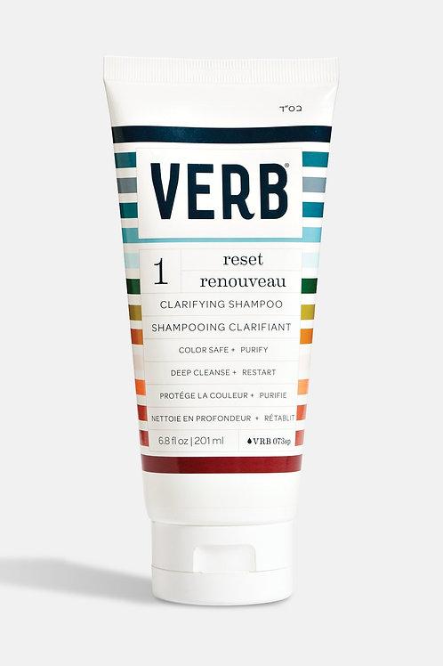 Verb Reset Clarifying Shampoo | 6.8 fl oz | Free Shipping