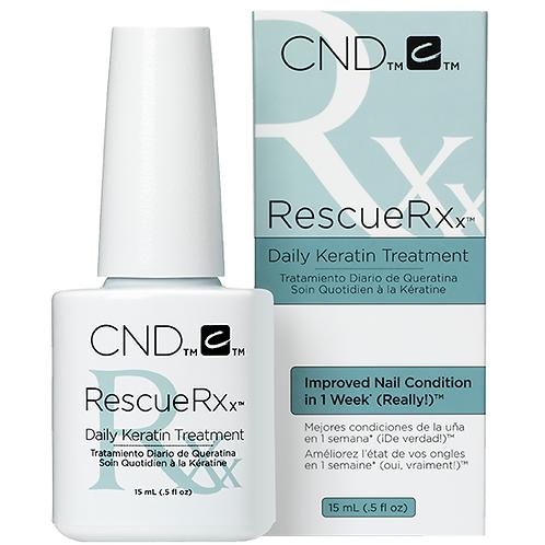 CBD Rescue RXx Keratin Treatment | .5 fl oz