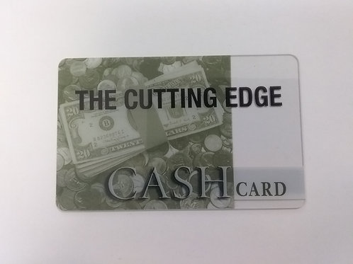 Cutting Edge Cash $50