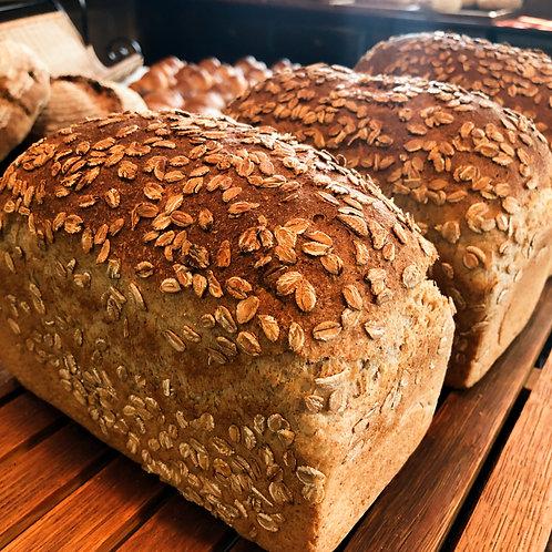 Grahamschrot  全粒粉の田舎パン 500g