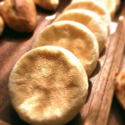 English Muffin  イングリッシュマフィン 80g