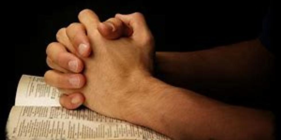 Sunday Worship Service 10:00 am - 11:00 am
