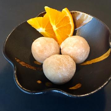 Salted Caramel Mochi Icecream