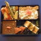 Vegetarian Curry Bento