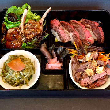 Meat Lovers Bento